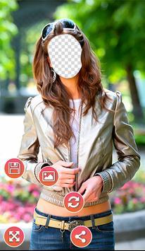 Jacket Girls Fashion Styles screenshot 5
