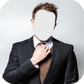 Man Hairstyles Photo Maker icon