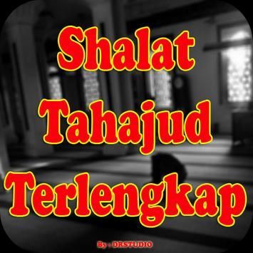 Panduan Sholat Tahajud Sunnah Lengkap poster
