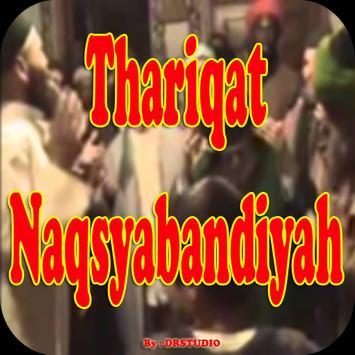 Silsilah Thariqat Naqsyabandiyah #Lengkap poster