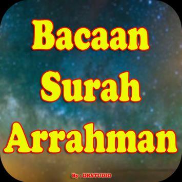 Surah Ar Rahman Lengkap dengan Arab, Latin poster