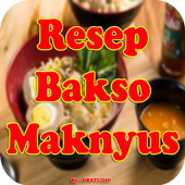Resep Bakso Maknyuss Nikmat icon