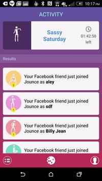 Jounce - dance with friends apk screenshot