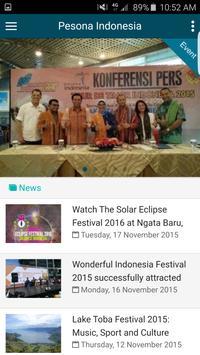 Pesona Indonesia poster