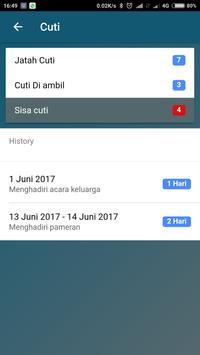 Layanan Kepegawaian Direktorat Pitalebar apk screenshot