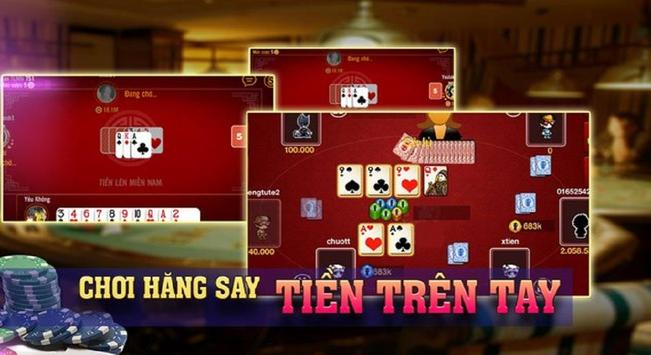 Game danh bai doi thuong 2018 screenshot 7