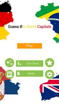 Guess the World Capitals poster
