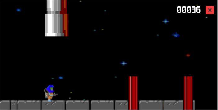Spaceman's Jetpack Adventure! apk screenshot