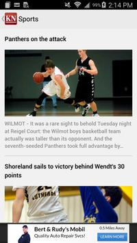 Kenosha News apk screenshot