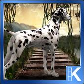 pretty dalmatian simulator icon