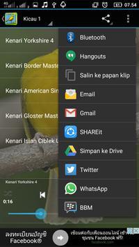 SUARA BURUNG KENARI MASTERAN screenshot 2