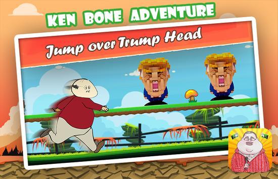 Ken Bone Adventure poster