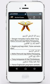 Mushaf Alquran screenshot 4