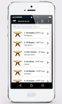 Mushaf Alquran screenshot 3