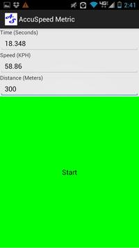 AccuSpeed Metric screenshot 2