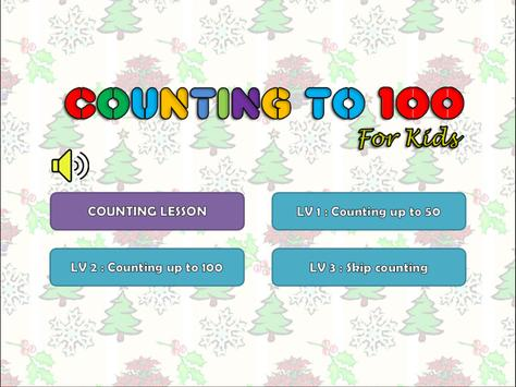 Counting to 100 for kids screenshot 14