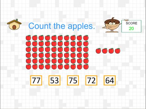 Counting to 100 for kids screenshot 17