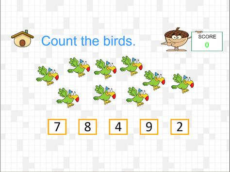 Counting to 100 for kids screenshot 1