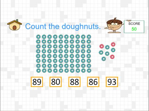 Counting to 100 for kids screenshot 18