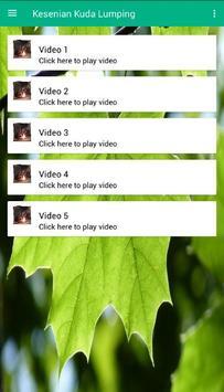 Kesenian Kuda Lumping screenshot 3