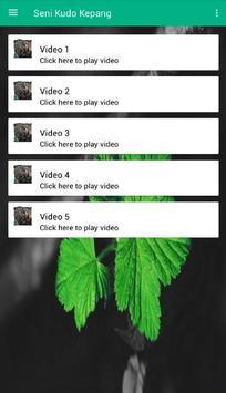 Seni Kudo Kepang screenshot 2