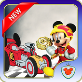 Mickey Roadster Racer 2 icon