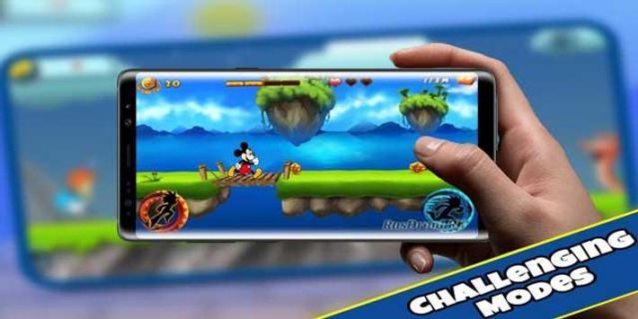 Mickey Roadster Racer 2 apk screenshot