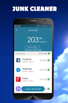 Phone Booster - Junk Cleaner apk screenshot