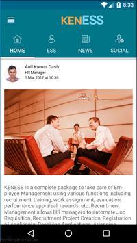KENESS poster