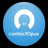 contactOpus icon
