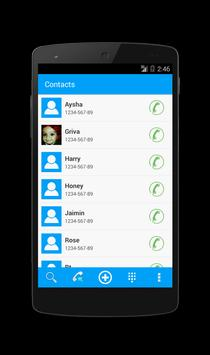 contactOpus screenshot 1