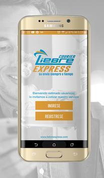 Liebre courier express screenshot 1