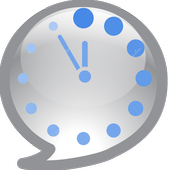 Speak time by shaking. Đọc giờ icon
