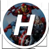 Muzei Heroes icon