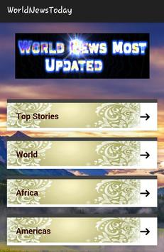 World News Today screenshot 2