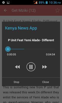 Kenya News App screenshot 15