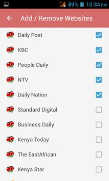 Kenya News App screenshot 9