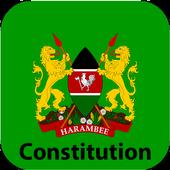 Kenya Constitution icon