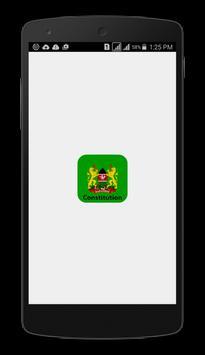 Kenya Constitution 2010 poster