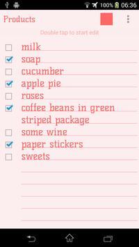 Color Checklist screenshot 3