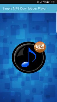 Simple MP3 Downloader Player poster