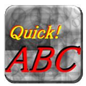 Quick! Alphabet icon
