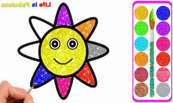 Dibujos para colorear: Videos para niños captura de pantalla 6