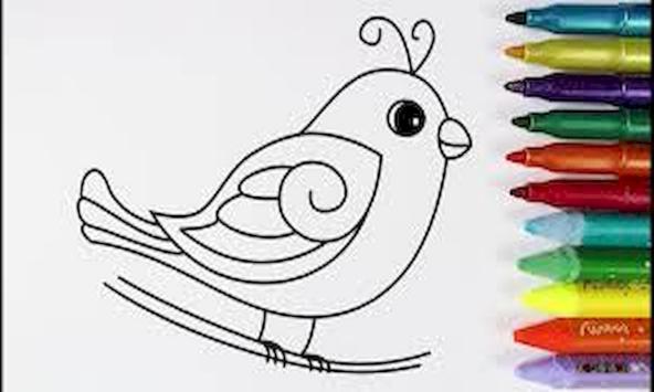 Dibujos para colorear: Videos para niños captura de pantalla 7
