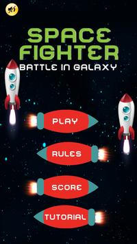 Space Fighter - Battle in Galaxy poster