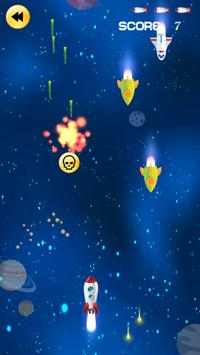 Space Fighter - Battle in Galaxy screenshot 2