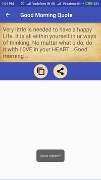 Good Morning Images & Quotes screenshot 4