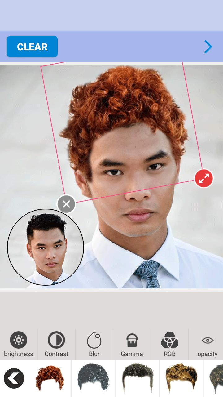 Boys Hair Style Changer for Men for Android - APK Download