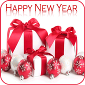 New Year Images & Greetings / SMS / Wishes icon