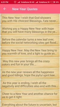New Year Images & Greetings / SMS / Wishes screenshot 3